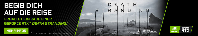 NVIDIA - Geforce RTX - Death Stranding