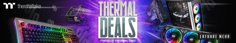 Thermaltake - Thermal Deals
