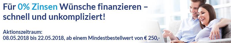 MAR-57138 PayPal 0% Finanzierung