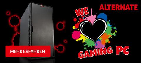 MAR-58871 WE Love Gaming PCs