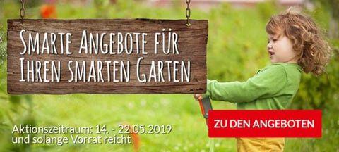 ALTERNATE Themenwoche Smarte Bewässerung Smart Garden